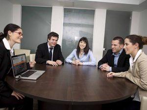 CCSA Management meeting